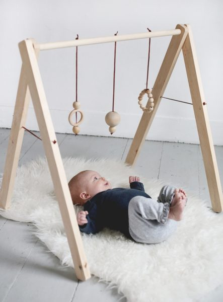 diy design houten babygym coolest kid on the blog. Black Bedroom Furniture Sets. Home Design Ideas