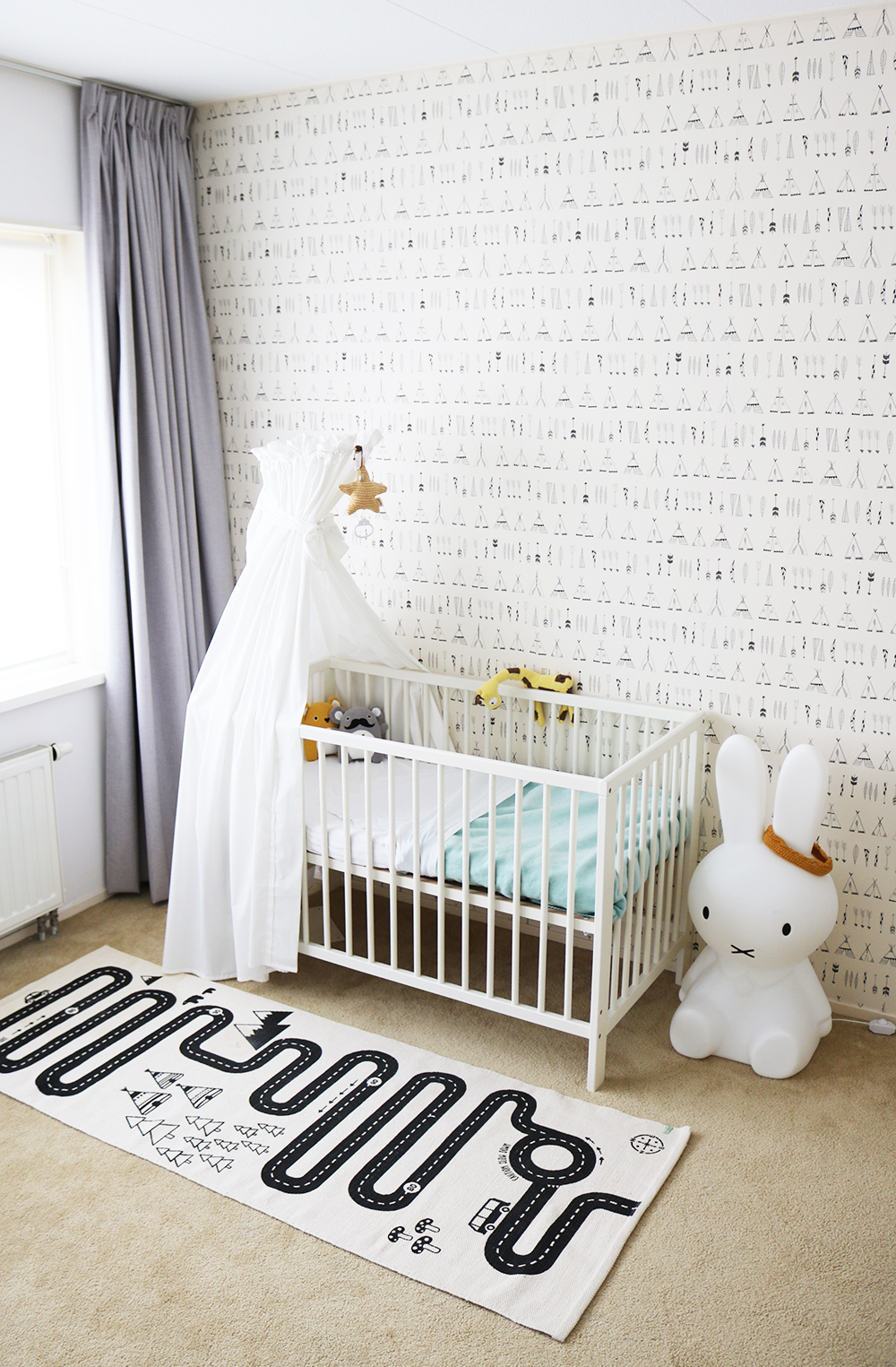 Flynn's babykamer   instarooms   coolest kid on the blog