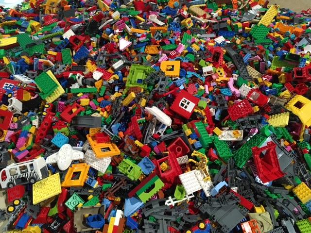 LEGO World 2016, we waren er niet weg te slaan!