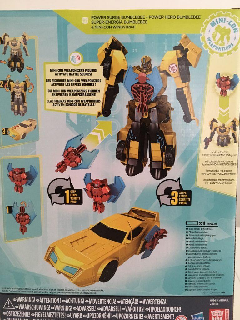 bumblebee transformers