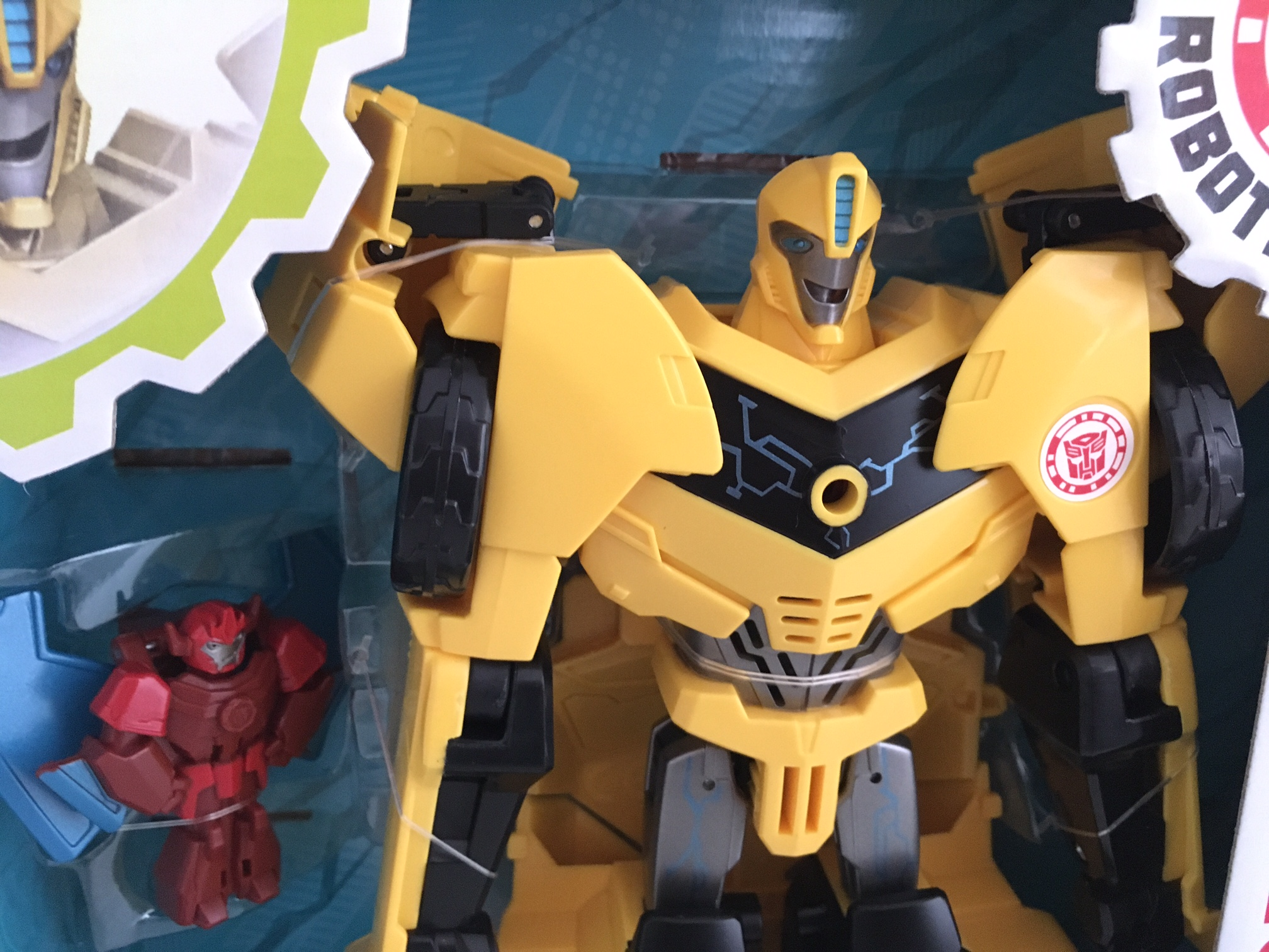 WIN: Transformers BumbleBee t.w.v. € 49,95