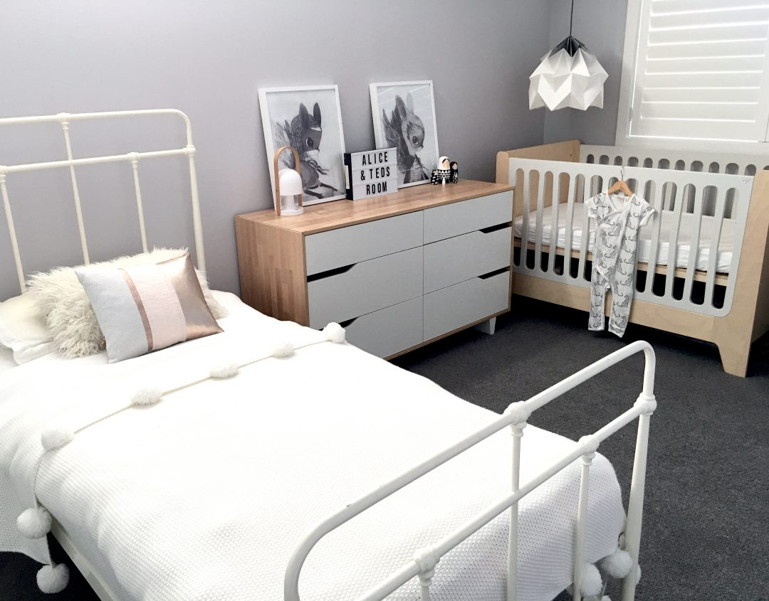 shared kids room interior design