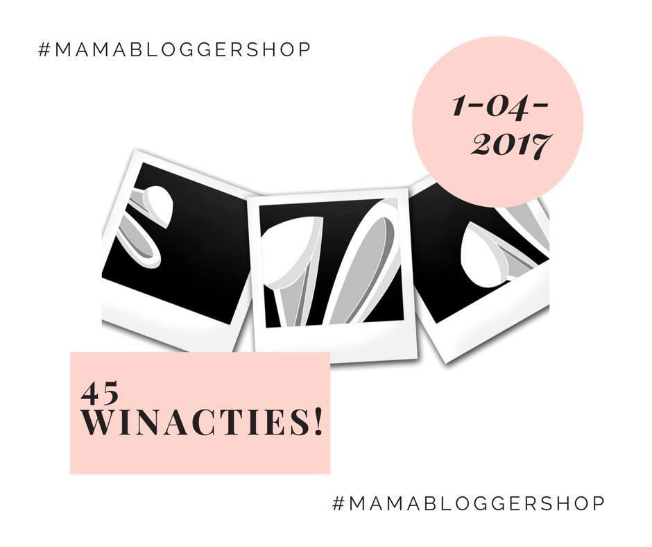 45 win-acties tijdens de MamaBloggers (Paas) Hop