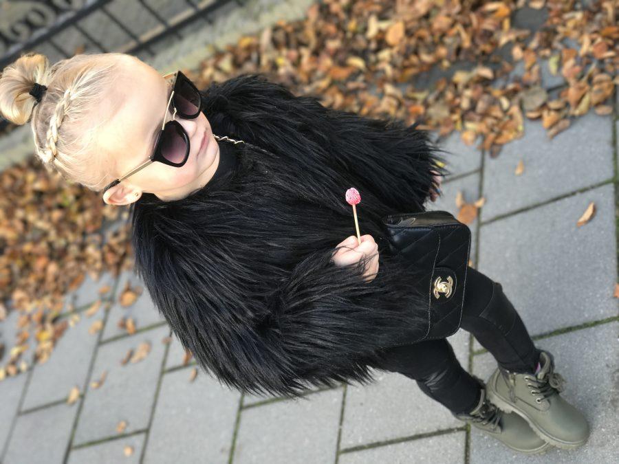 Vajèn's stoere meisjes outfit – OOTD #1