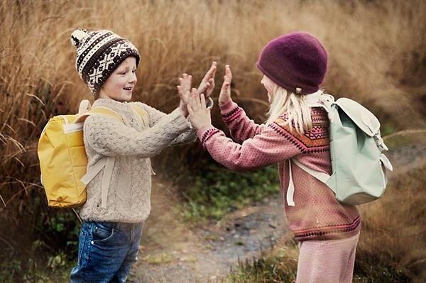 Schooltassen met Scandinavisch tintje voor een spectaculair nieuw schooljaar