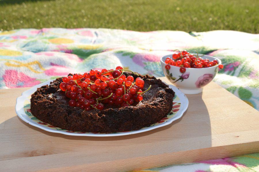 Smeuïge chocoladetaart met courgette uit eigen tuin – Yummy Mommy