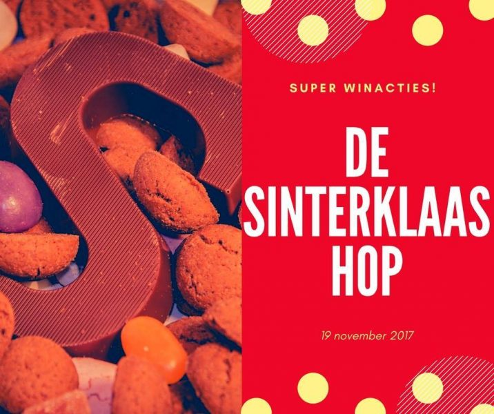 SINT HOP: WIN Sticky Roads van Studio Jong