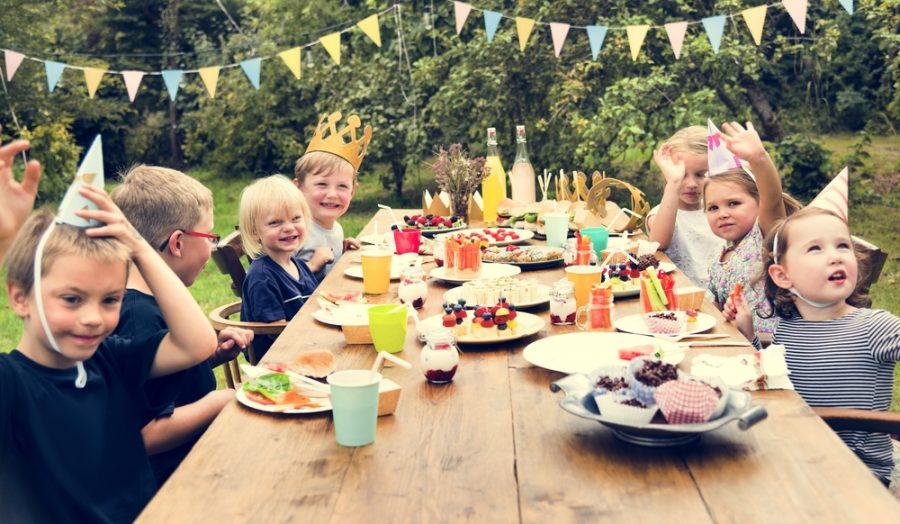 De leukste uitnodigingen voor een kinderfeestje