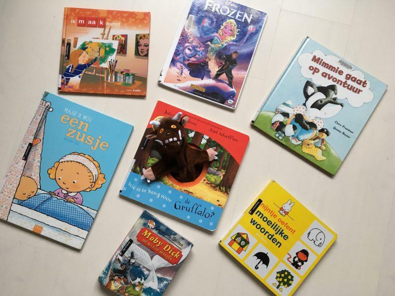 Onze favoriete kinderboeken deel 1 #aBookaDay