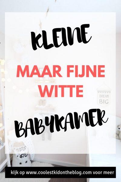 lichte witte babykamer inspiratie