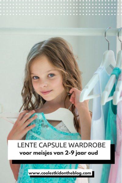 capsule wardrobe lente