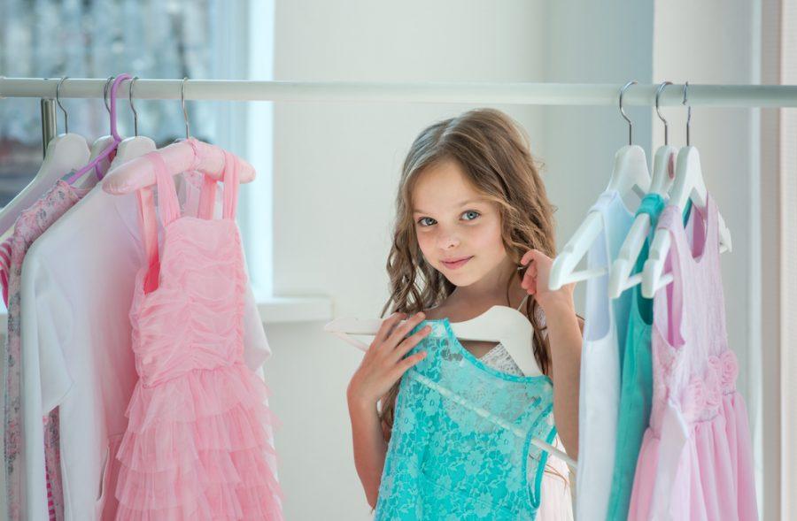 Lente Capsule Wardrobe voor meisjes van 2-9 jaar #MinimalistKid