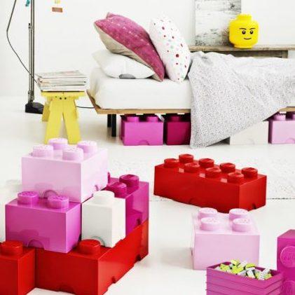 LEGO opbergdoos BRICK