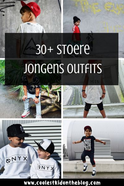 30+ stoere jongens fashion outfits