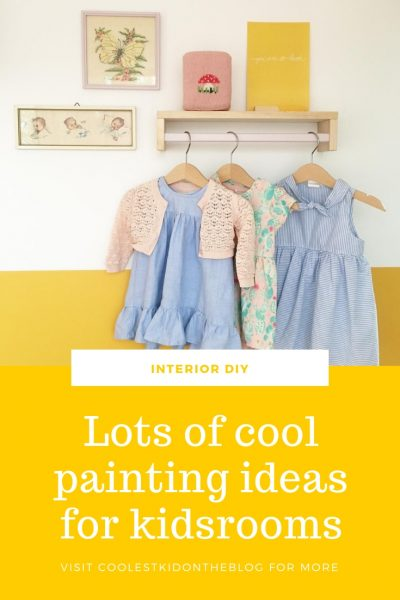 painting ideas for the kidsroom
