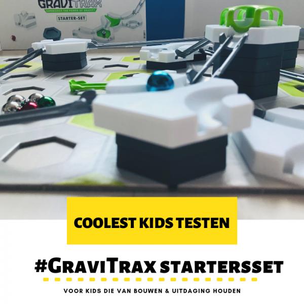 GraviTrax startersset review – voor kids die van bouwen en uitdaging houden