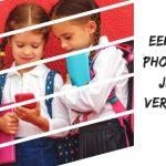 smartphone voor kinderen, vergeet dit niet