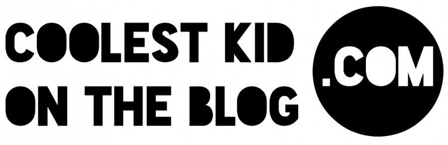 Coolest Kid On The Blog