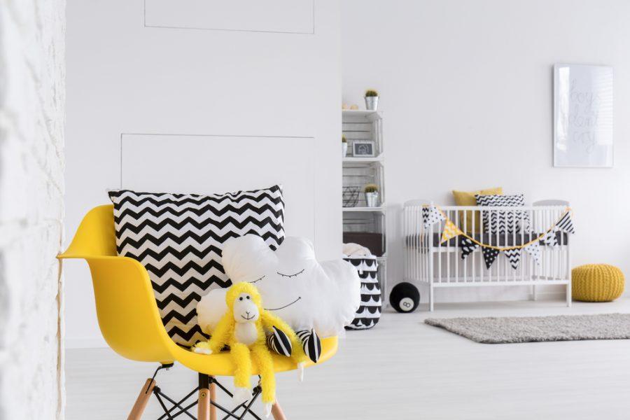 (oker)gele accessoires voor die pop of color in de kinderkamers