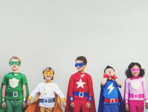 carnavals outfits voor kids