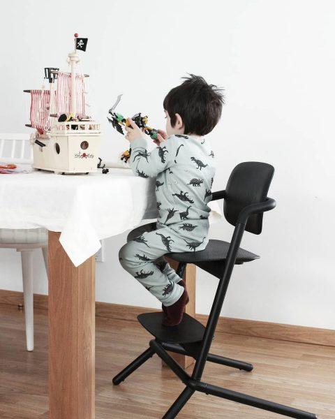 Cybex LEMO designer kinderstoel met super veel opties