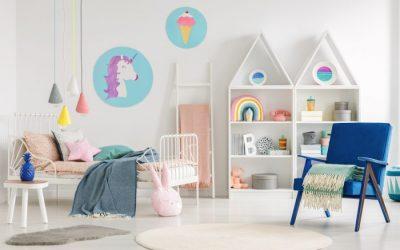 kinderkamer stylen makeover kidsroom