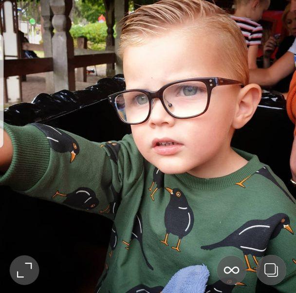 stoere ootd jongen bril