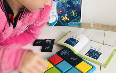 color catch review smart games