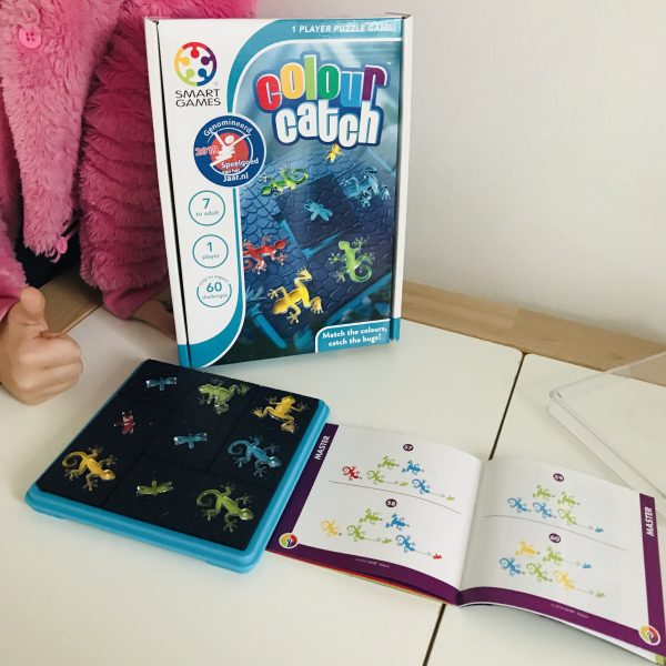 color catch review smart games