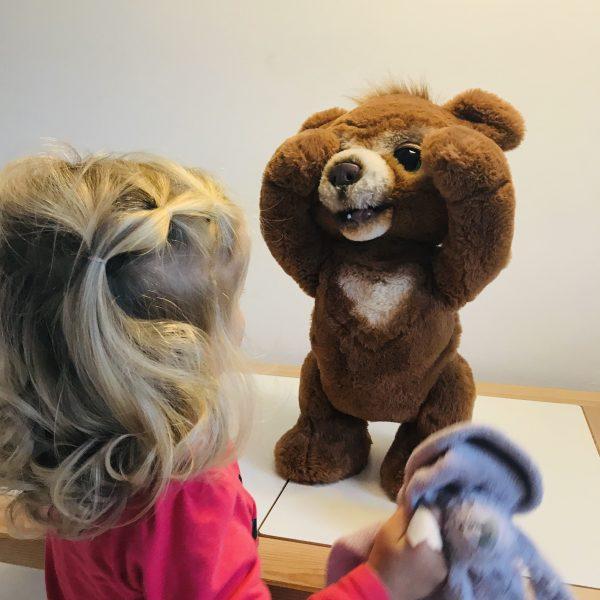 Cubby de beer, ons nieuwste schattige vriendje van Fur Real Friends