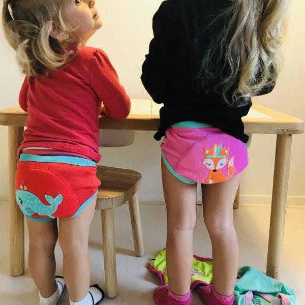 Plas-van-aanpak, onze 3-jarige is nog niet zindelijk!