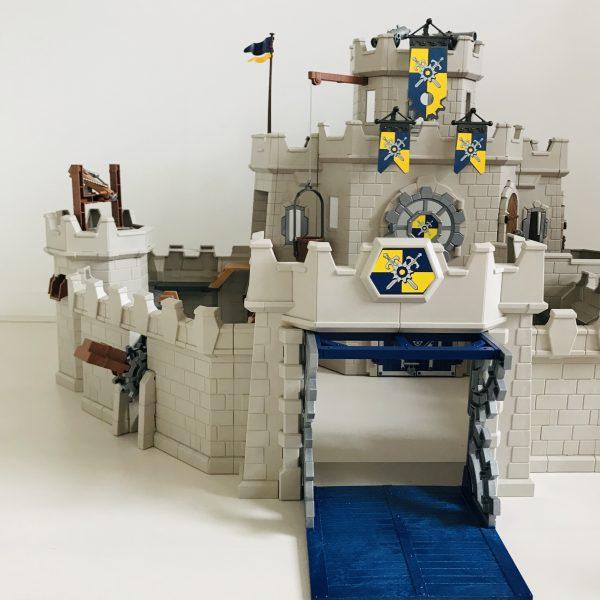 grote burcht van novelmore ridders