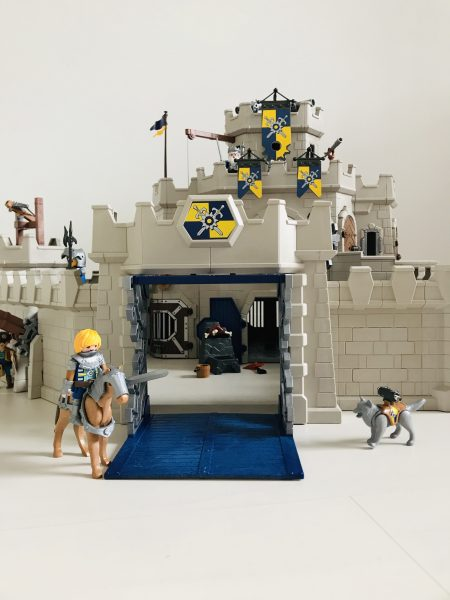 playmobile kasteel