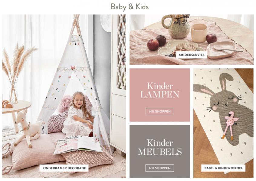Beestachtige kinderkamer inspiratie, en andere toffe items uit deze nieuwe Baby+Kids Shop