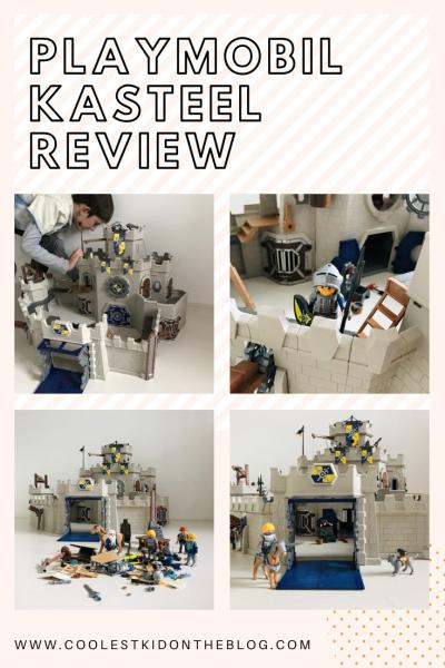 Lees onze uitgebreide review + goede detail foto's van de Novelmore Ridders Burcht van Playmobil hier
