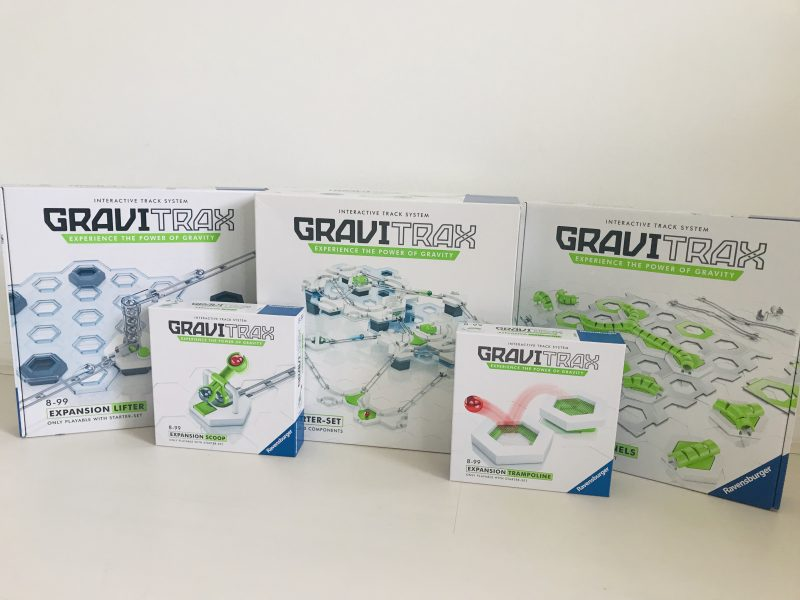 Review + WIN 3 GraviTrax uitbereidingen