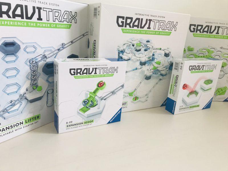 gravitrax uitbereidingen
