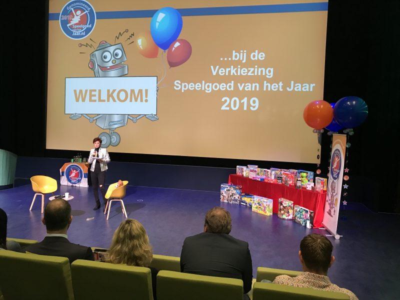 Dit is hét Speelgoed van het Jaar 2019; de uitslag!
