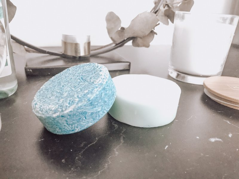 Zero waste shampoo bars – go or no go met kids?!