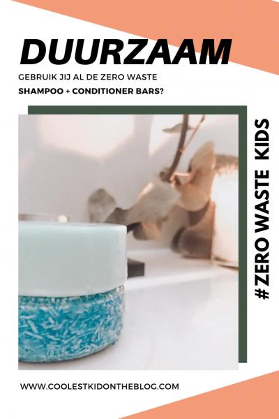 Shampoo bars, dé duurzame zero waste oplossing voor in de badkamer. Ook heel handig met kinderen. Alle redenen waarom jij shampoo bars in de badkamer moet hebben liggen.