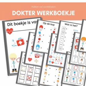 dokter werkboekje
