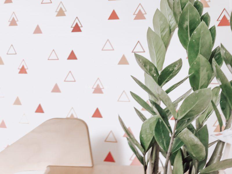 zelf behang ontwerpen