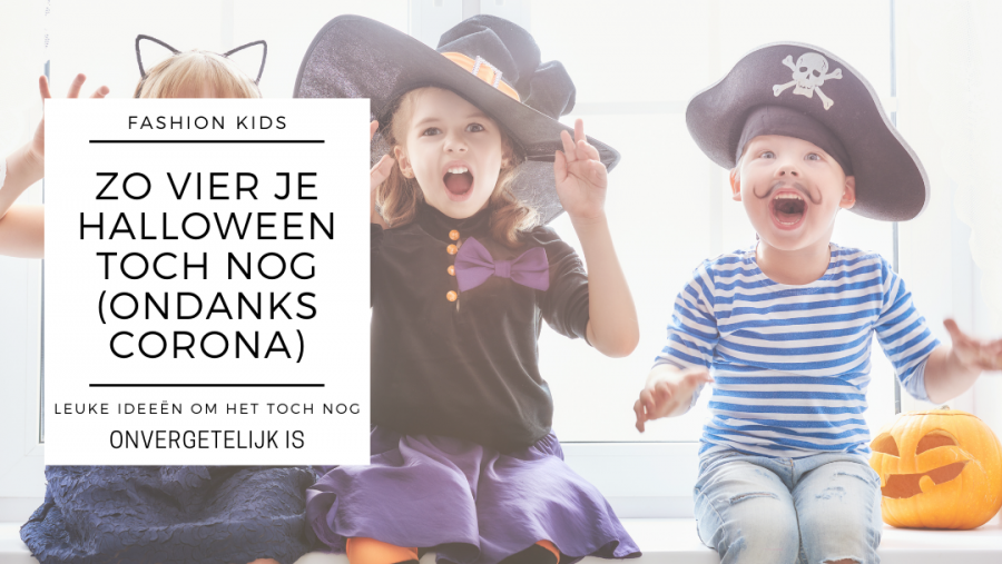 6x Halloween activiteiten met kids (Corona proof alternatieven)