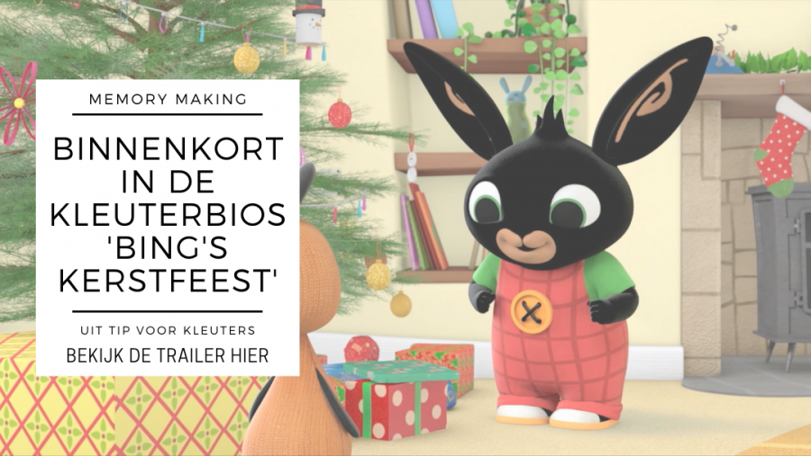 Bing's Kerstfeest in de bioscoop