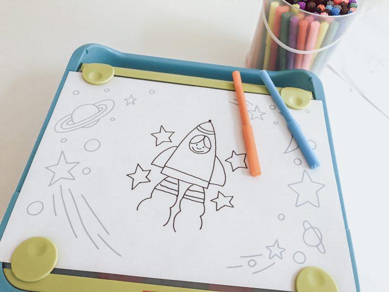 dessenio leren tekenen review